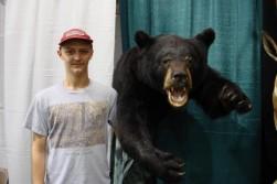 My VA Black Bear from 11/12/12