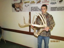 teenager takes north dakota state record typical