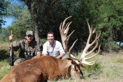 New Record Stag From Argentina