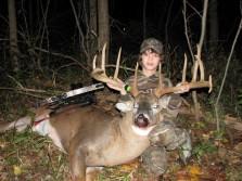 Ohio Crossbow Buck