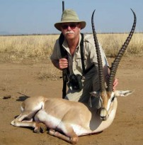Record Trophy Gazelle