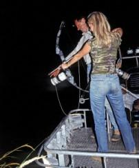 Saltwater Bowfishing