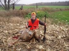 ShotgunHunt 07, First Deer