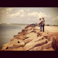 Texas City Dike 2