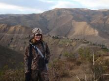 The Illusive Peruvian Whitetail