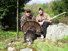 Turkey with Dad