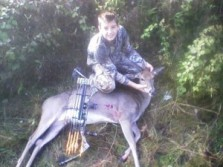 Young Hunters First Deer