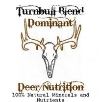 Turnbull Blend Dominant Deer Nutrition