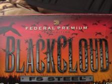 blackcloud steel shot