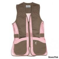 Browning Pink Shooting Vest