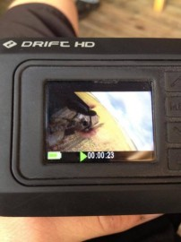 Drift HD cam mount