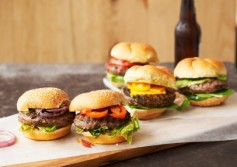Exotic Burger Collection Giveaway