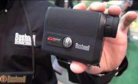 Introducing the Bushnell Gforce 1300 Arc Range Finder
