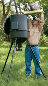 Moultrie 30-Gallon E-Z Fill Feeder