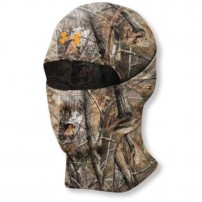 Under Armour ColdGear Hood, Camouflage