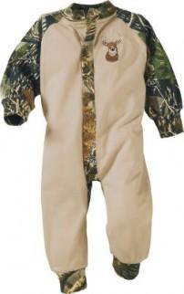 Union Suit for junior.