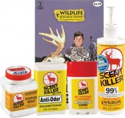Wildlife Research Center® Super Charged® Scent Killer® Kit