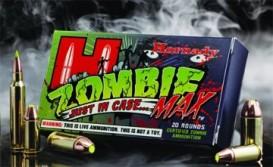 Zombie Ammuntion